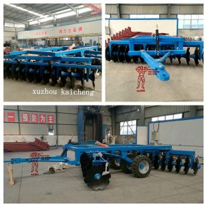 Dual Tire Large Space Disc Harrow pictures & photos