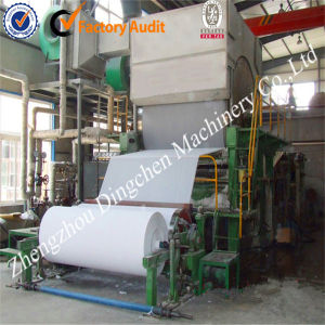 1092mm 2tpd High Quality Paper Machine Toilet Paper Making Line pictures & photos