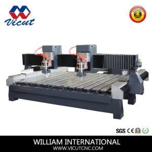 Woodworking CNC Routers Machine for Brass Alumnium Stone CNC Machine pictures & photos