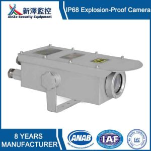 304 Stainless Steel Explosion Proof CCTV Camera