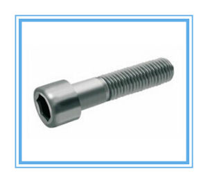 DIN912 A2/A4 Hexagon Socket Cap Screws pictures & photos