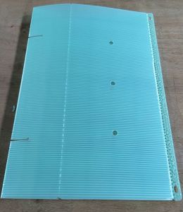 Recyclable 2mm PP/PE Tree Guard Sheet pictures & photos