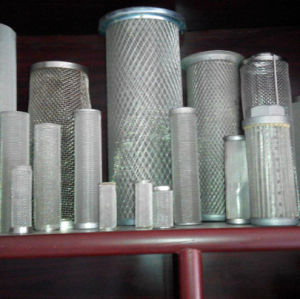 Hot Saled High-Precision Filters/Net Tubes/Mesh Discs pictures & photos