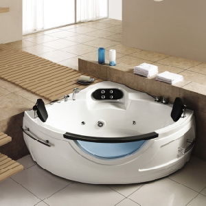 Monalisa 2 Person Hot Tub Massage Bathtub M-2019 Size 1600*1600*670mm pictures & photos