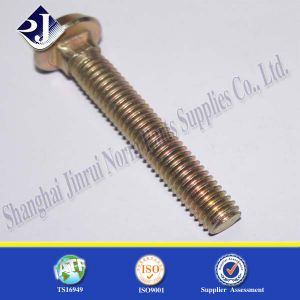 Nonstandard Carriage Bolt (Zinc Plated 4.8) pictures & photos