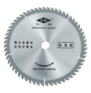 Tungsten Carbide Tipper Circular Saw Blade for Industrial Machine pictures & photos