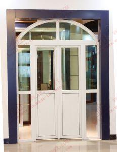 European Standard PVC Arched Caseemnt Door (BHP-CDA10) pictures & photos