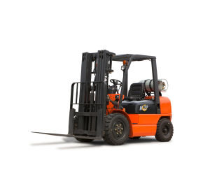 3ton Diesel Forklift Truck with Side Shifter pictures & photos