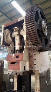 Deep Throat Mechanical Eccentric Power Press (punching machine) Jc21s-40ton pictures & photos