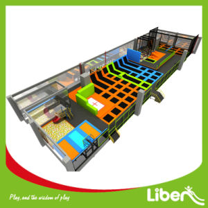 Big Discount Children Indoor Playground Naughty Castle pictures & photos