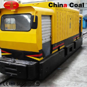 Low Cost 5t Diesel Electric Locomotive pictures & photos