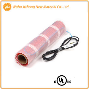120V/240V Lminated Floor Electric Space Heating Mat From OEM Factory pictures & photos