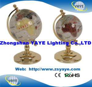 Yaye Hot Sell World Globe with World Map / Gemstone Globe with English Words pictures & photos