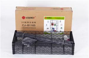 Easily Clean Adjustable Metal Wire Garage Sundries Storage Rack pictures & photos
