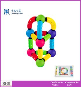Magnetic Castle Self-Assemble Baby Toy pictures & photos