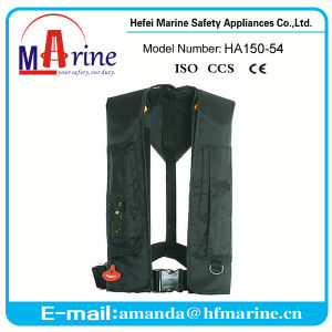 Fashion Style Manual Inflatable Life Jacket pictures & photos