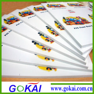 Supermarket Custom Foam Forex PVC Sheet Sign pictures & photos