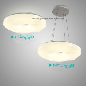 New Round LED Acrylic Residential Ceiling Pendant Light Fixtures pictures & photos