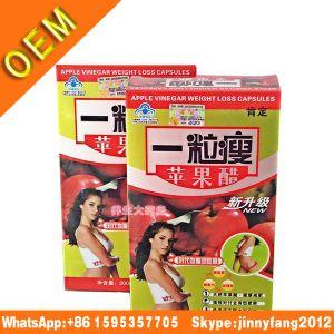 100% Pure Nature Apple Vinegar Fruit Slimming Capsule (CS005-yls) pictures & photos