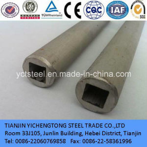 Stainless Steel Inner Square Seamless Tube pictures & photos