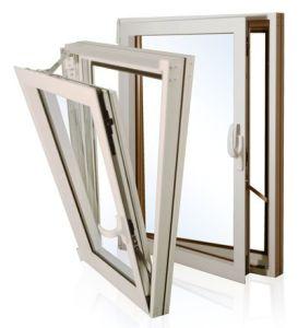 Aluminium Tilt and Turn Window pictures & photos