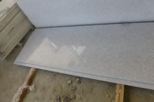 White Pearl White Granite Countertop pictures & photos