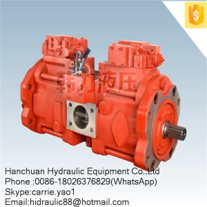 Hydraulic Oil Pump K3V140 for Hyundai Excavator Guangzou Supplier pictures & photos