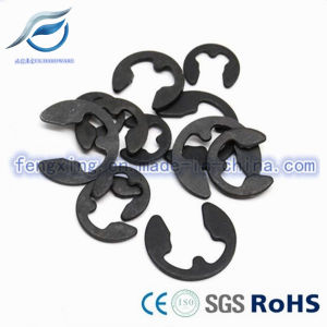 E Type Clip Washer with Split Circlip Snap Ring Washer