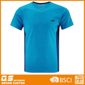 Men′s Sports Running Wicking Quick Dry T-Shirt pictures & photos