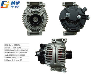 100% New Car Alternator for Opel - Europe (2000-2010) , 0124425004, 0-124-425-053 pictures & photos