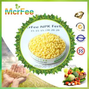High-Efficiency Foliar Fertilizer Compound NPK 20-10-20+Te Fertilizer with Factory Price pictures & photos