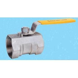 1PC Stainless Steel Threaded End Ball Valves pictures & photos