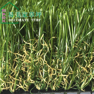 60mm Pile Height Good Quality Artificial Lawn Grass