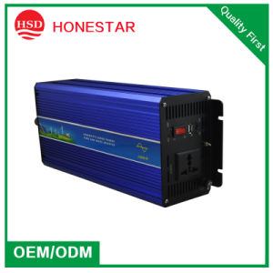 100% High Quality Pure Sine Wave 1000W Car Inverter pictures & photos