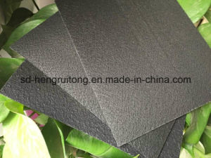 Textured Surface 1.5mm Geomembrane for Seepage-Proofing, Have Some Rolls Storage