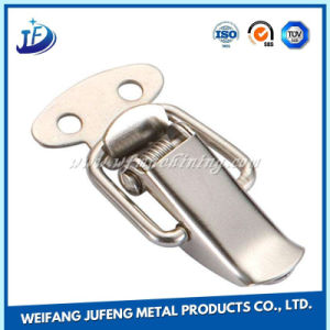 Sheet Metal Deep Drawn Stamping Buckles for Case and Cabinet pictures & photos