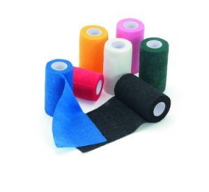 Cohesive Flexible Bandage pictures & photos