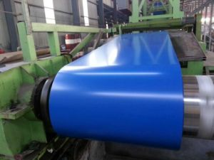 Gi Color Coated Prepainted Galvanized Steel Coil PPGI pictures & photos