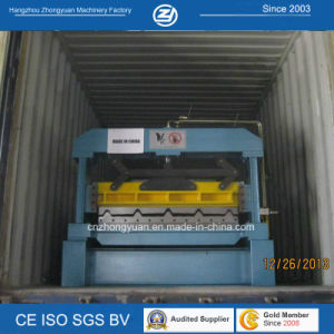 1000mm Width Corrugate Roll Forming Machine pictures & photos