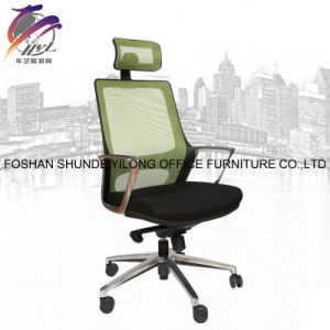 Modern Office Chair Ergonomic Swivel Mesh Chairs with Soft Sponge pictures & photos