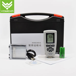 Portable Mini Digital Magnetic Coating Thickness Gauge, Car Paint Tester pictures & photos