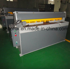 Mechanical Shearing Machine Model Q11 3 X 1500 pictures & photos
