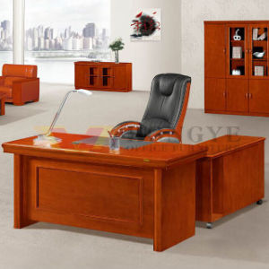 Classical Modern L Shaped Executive Desk (HY-NNH-K56-16) pictures & photos