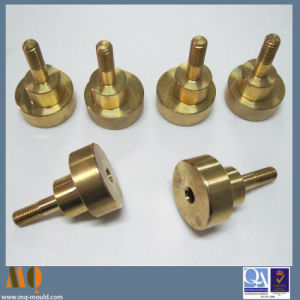 Standard CNC Turning CNC Lathe Copper Parts pictures & photos