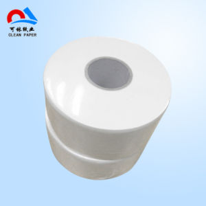 Mixed Pulp 1/2 Ply Super Soft Jumbo Roll OEM Manufacturer pictures & photos
