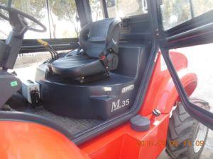 2.5ton 4WD Rough Terrain Forklift pictures & photos