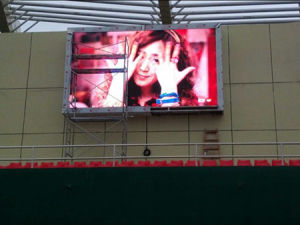 P8 Outdoor RGB LED Digital Signage pictures & photos