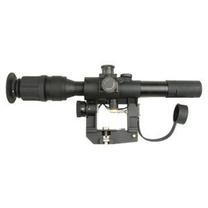 4X26 Svd Red Illuminated Rifle Sniper Scope pictures & photos