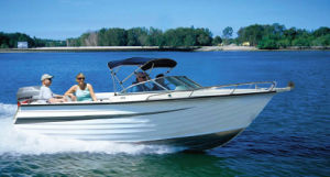 Beautiful Aluminium Fishing Boats OVS8-17 pictures & photos