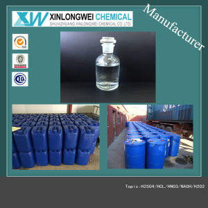 Glacial Acetic Acid 99% 99.5% 99.8%, Industrial Grade, CAS No. 64-19-7 Manufacturers pictures & photos